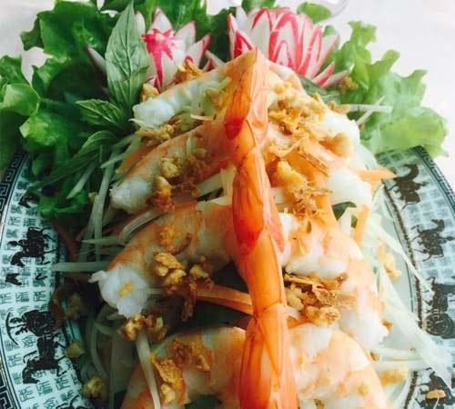 plat menu fleur de lotus 4
